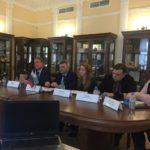 Круглый стол: Санкт- Петербург – Кишинев
